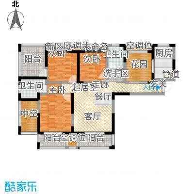 博海尚城--58套户型3室2卫1厨