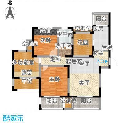 博海尚城--44套户型2室1卫1厨