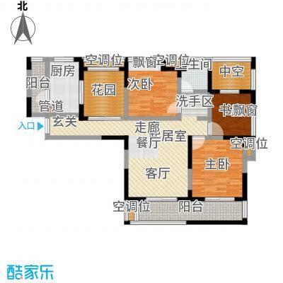 博海尚城--38套户型3室1卫1厨