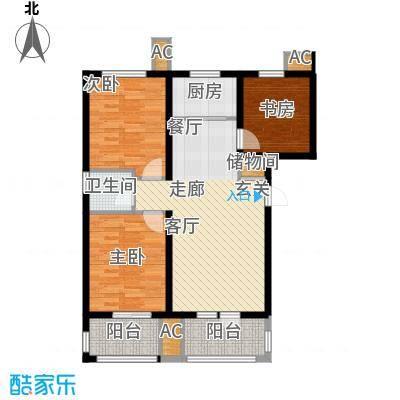 新华里188号户型图户型3室2厅1卫