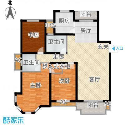 海正香醍湾143.00㎡3室2厅2卫