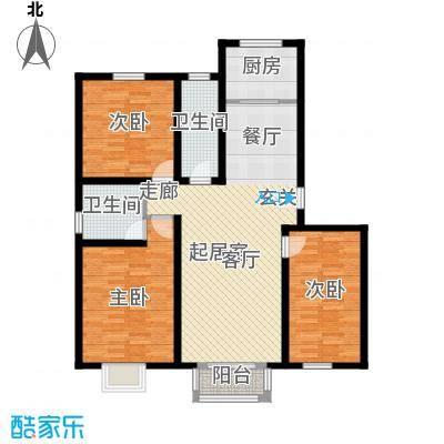 国际新城3室2厅2卫