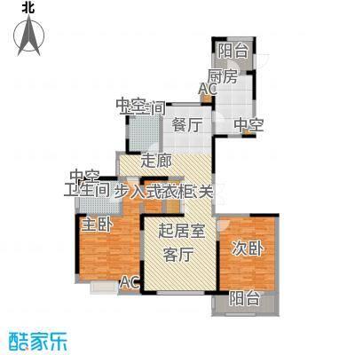 中星湖滨城四期Q_146户型
