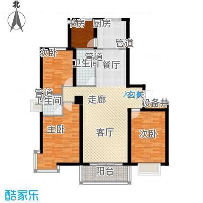 紫金华府二期4室2厅2卫