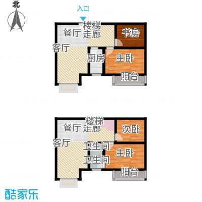 凤凰城 梧桐苑134.37㎡4室2厅2卫