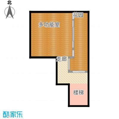 观景�C户型(地下一层)户型4室2厅4卫S