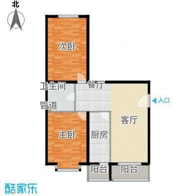创业公寓二期94.97㎡2室1厅1卫