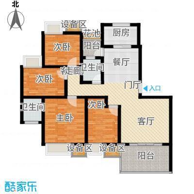 华城山水人家4室2厅2卫