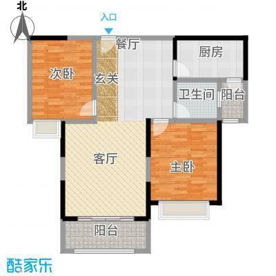 新湖明珠城88.00㎡G4户型10室