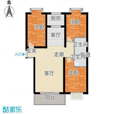 紫金华府二期3室2厅2卫