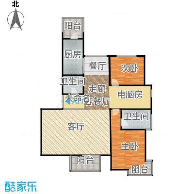 恋日风尚12号楼-185.41平米户型