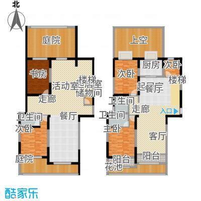颐和观海143.00㎡5室3厅3卫