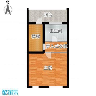 佳兆业东戴河51.93㎡别墅户型10室