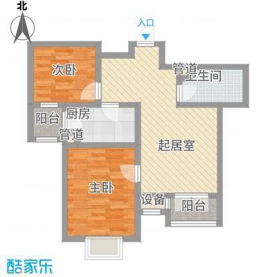 长瀛御龙湾86.00㎡