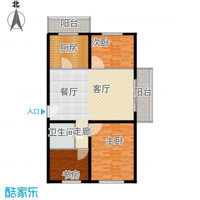 创业公寓二期109.09㎡3室1厅1卫