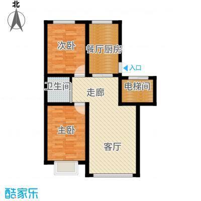 东信桃花源2室2厅1卫