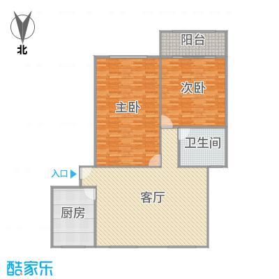 三花现代城二期户型图