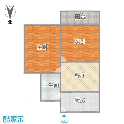 呼玛五村户型图