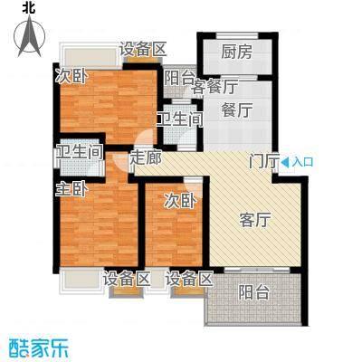 华城山水人家3室2厅2卫