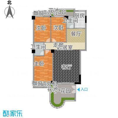 汇景蓝湾157.39㎡九幢02、04、06、08、10房户型