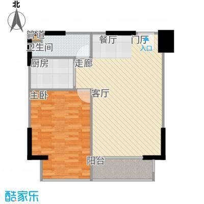 ECO城73㎡ SOHO户型