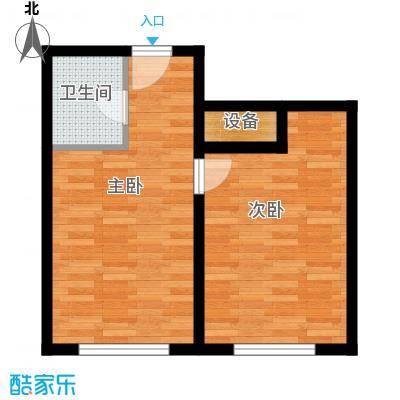长庚老年公寓64.00㎡户型11户型