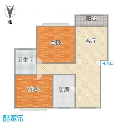 春江锦庐户型图