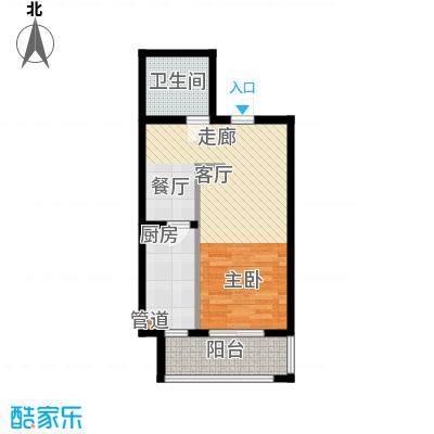 新力凤凰城1室2厅1卫