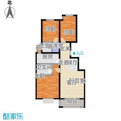 宏宇城3室2厅2卫