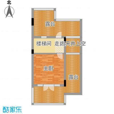 保利生态城72.67㎡47栋2三层户型4室3厅2卫