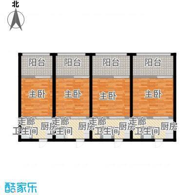 世界温泉部落酒店公寓A/B/C/D户型