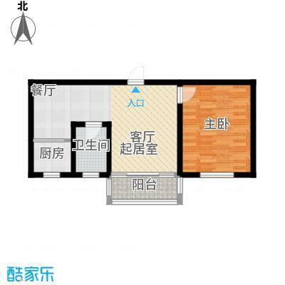 国际新城1室1厅1卫