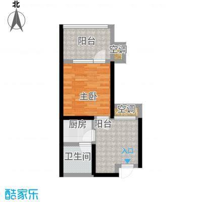 龙潭・温泉印象C户型图户型
