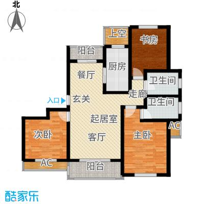 金石滩度假公园122.00㎡多层电梯洋房122平米三室QQ