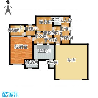 君海111.23㎡户型10室