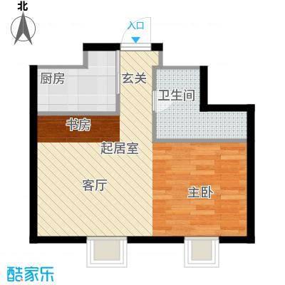 金紫荆公馆C户型