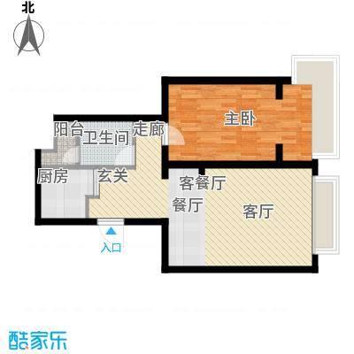 金紫荆公馆D户型