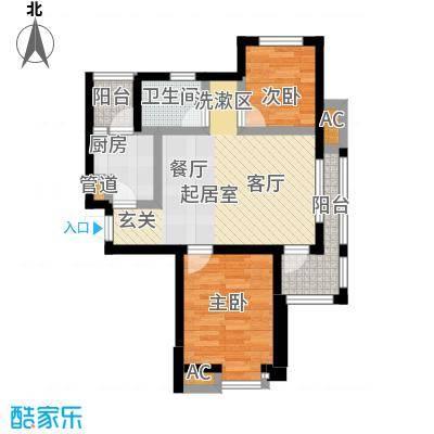 丹田医居社区H3户型图户型