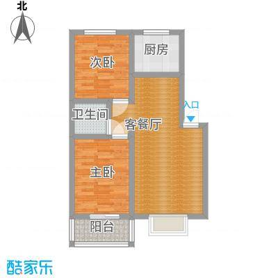 山海新城户型图28
