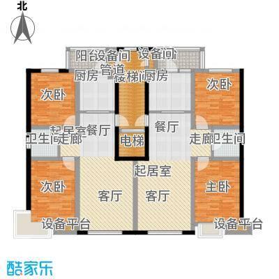 香林水岸92.22㎡2室2厅1卫