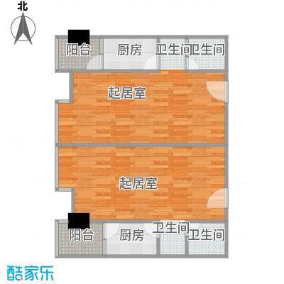中远铭楼(中远公馆)40.00㎡1户型