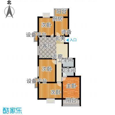 万和公寓158.00㎡