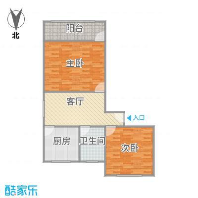 罗山五村户型图