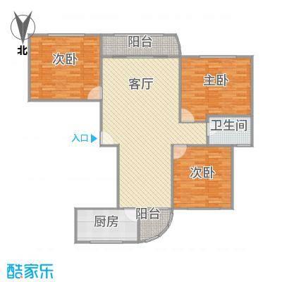 西部名邸户型图