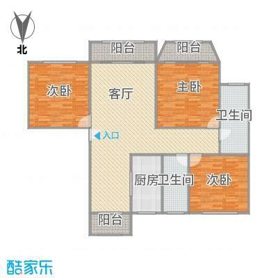 弘扬公寓户型图