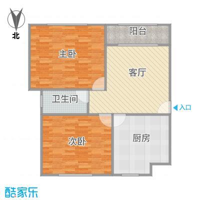 浦江东旭公寓户型图