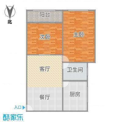 红旗教师公寓户型图