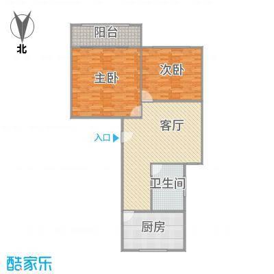 平南一村户型图