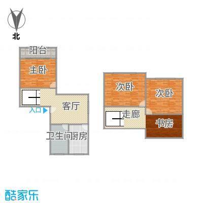 桃浦五村户型图