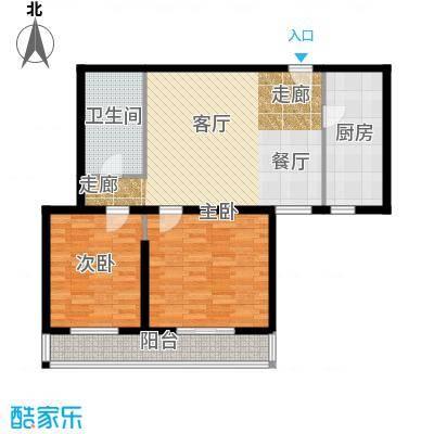 竹天下(未来假日花园二期)99.16㎡2室1厅1卫1厨99.16-123.jpg户型